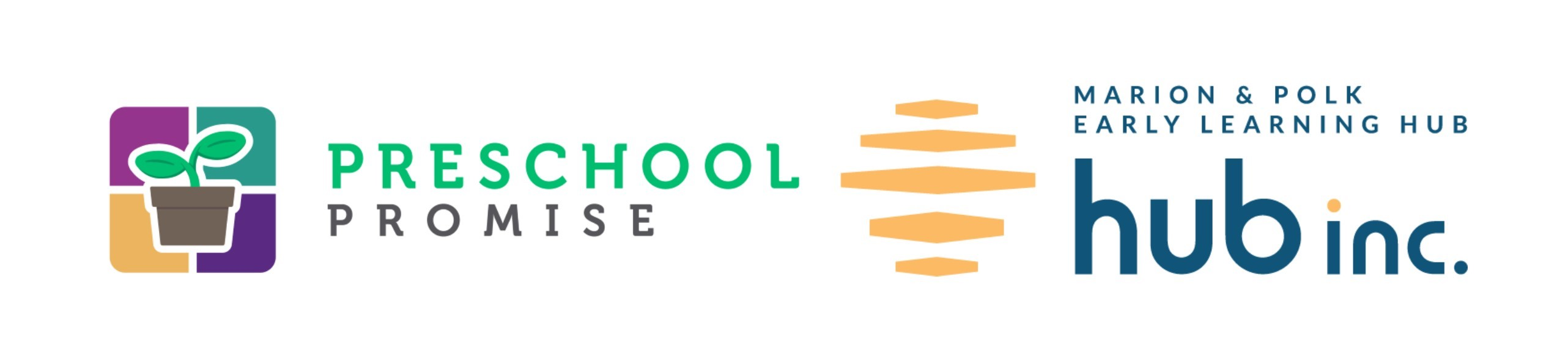 Marion & Polk Early Learning Hub logo
